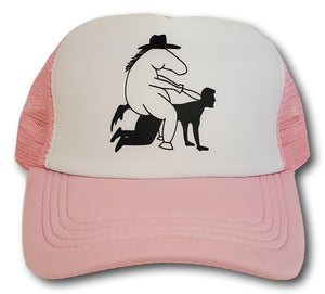 Lid Lube Boycow Trucker Hat | Assorted Colors