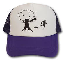 Lid Lube Chainsaw Tree Trucker Hat | Assorted Colours