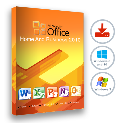 microsoft word 2010 home and business product key
