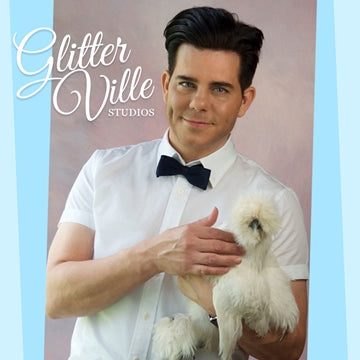 Glitterville: The Story of a Man and His Chicken