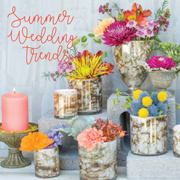 2018 Summer Wedding Trends
