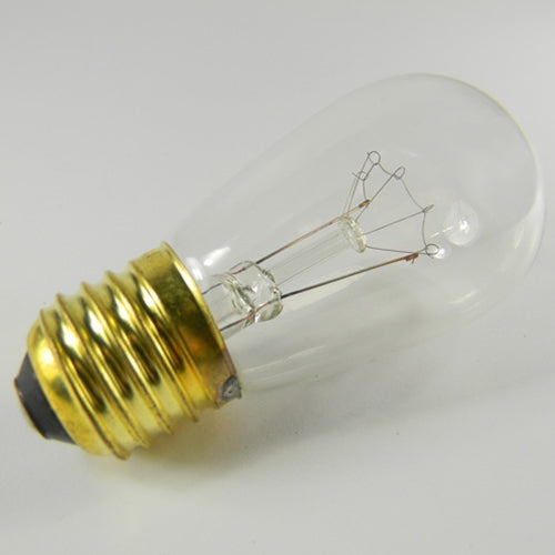 Replacement Bulb, S14, 11 watts, 130V, E26 E27 Base, Clear