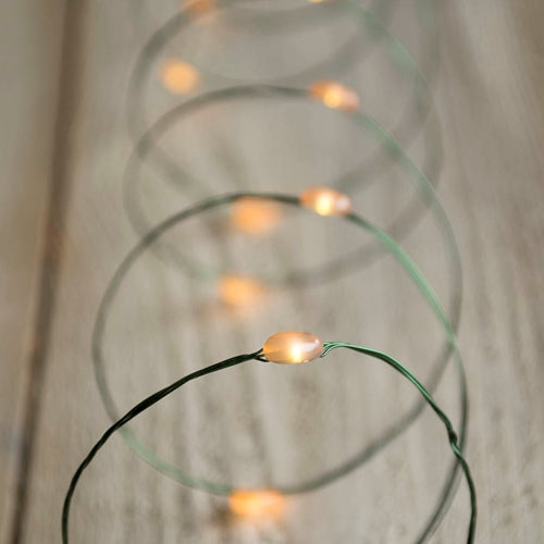 Invisilite Fairy Lights, Plug-in, 32 feet, Warm White