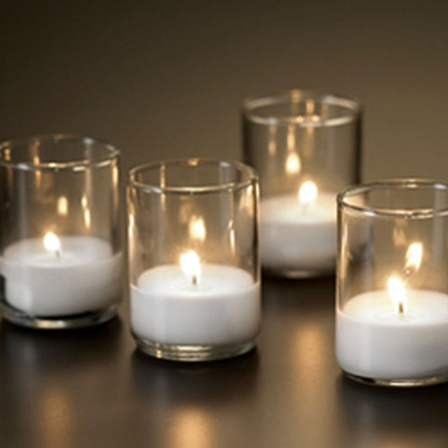 Buy Plant Based Votive Biolight Candles, Cotton Wicks, Unscented, 12 Pack  at Lights For All Occasions for only $8 25