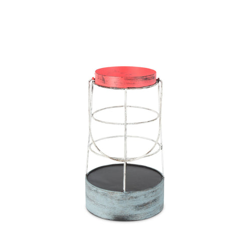 Metal Caged Buoy Hurricane