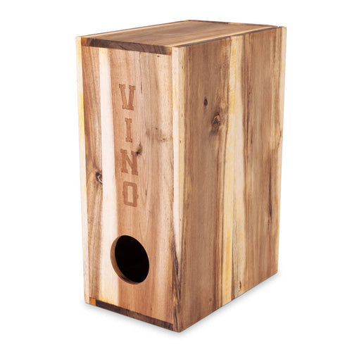 Country Home™ Acacia Wood Boxed Wine Cover by Twine