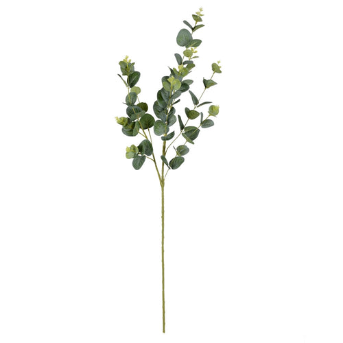 Eucalyptus Spray, Decorative Greenery, 37 inch, Green, 4 Pack