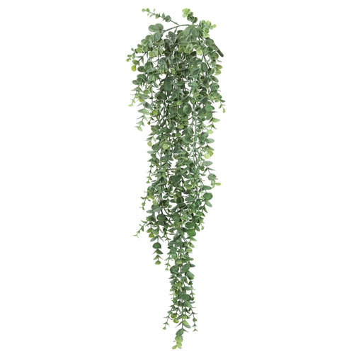 Eucalyptus Garland, Realistic Decorative Vine, 32 Inches, Green, 2 Pk