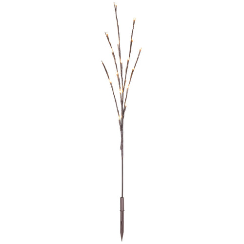 Lighted Brown Branches, 36 in. LED, Electric, Outdoor, Warm White