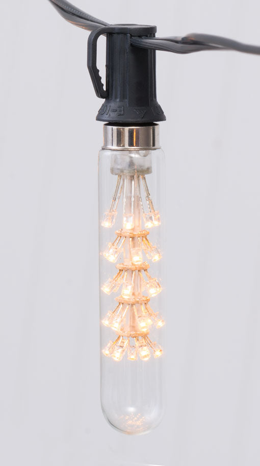Replacement Bulb, t20 Firework Constellation LED, E12 Base, 0.9 Watts, Warm White