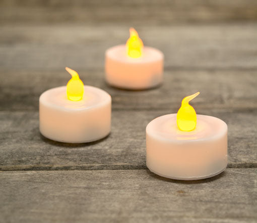 LED Tea Light Candles Event Pack