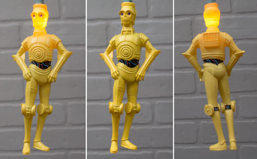 C3PO Star Wars String Lights