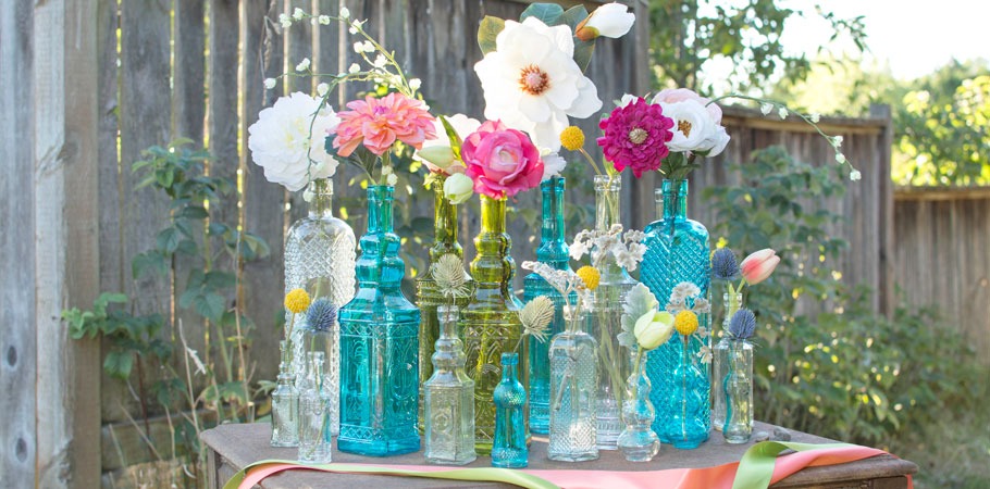 Shop For Glass Bottles Jars At Lights For All Occasions Candle