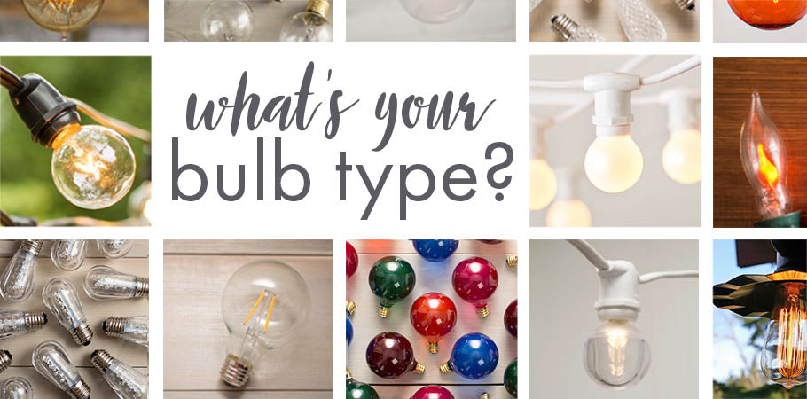 What's Your Bulb Type?: Replacement Bulbs
