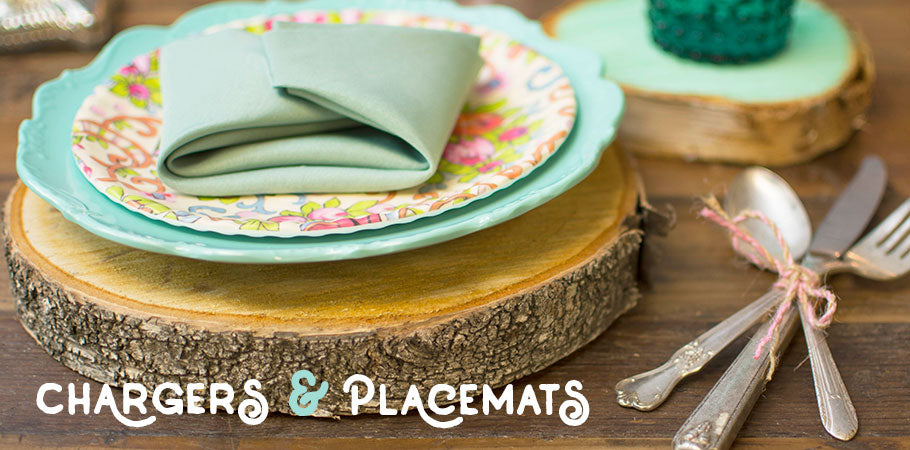 Chargers & Placemats