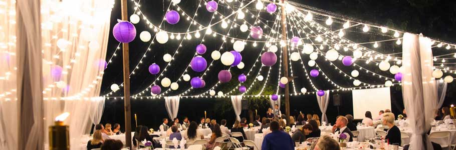 Paper Lanterns & Paper Lantern Lights