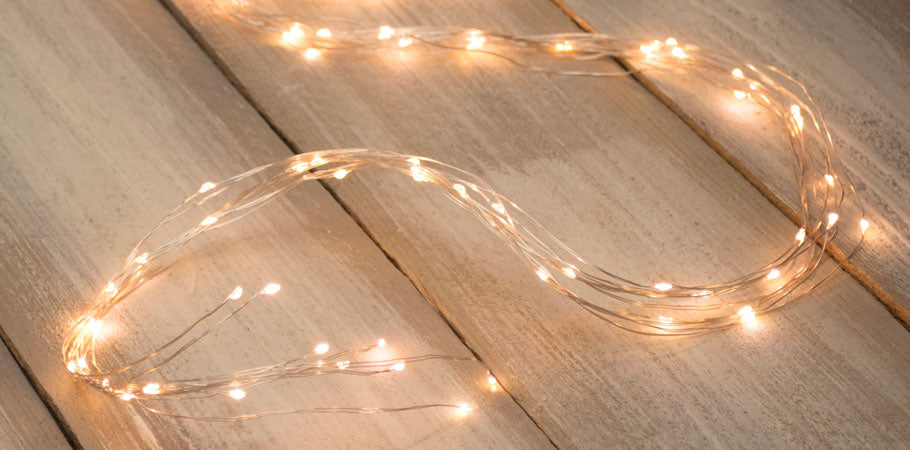 Warm White Fairy Lights