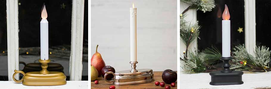 Christmas Window Candles.Shop For Window Candles At Lights For All Occasions Candle