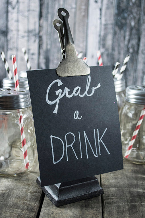 Did you know our party straws and lidded mason jars can be bought as a party pack, to simplify your ordering process?
