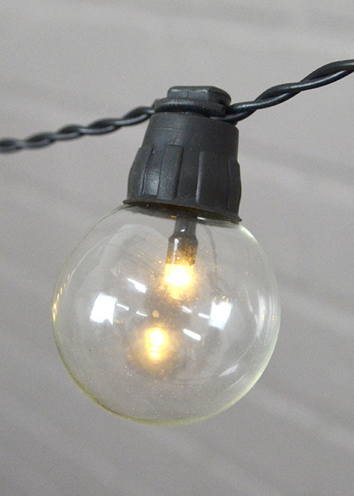 Battery Operated Globe Lights
