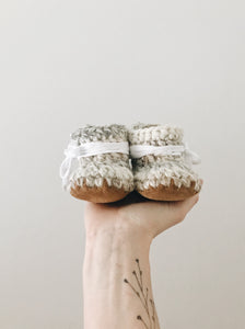 Purely Fossil Booties
