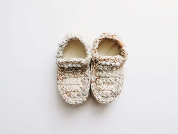 Toddler Loafers (made to order)