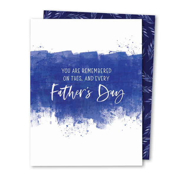 'Every Father's Day' Noble Greeting Card