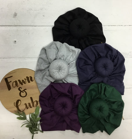 Assorted Turbans