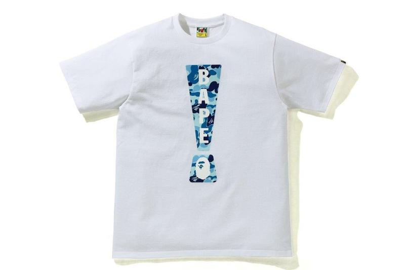 BAPE PUNCTUATION TEE 3.   17/APR. - BAPEPLUGTO
