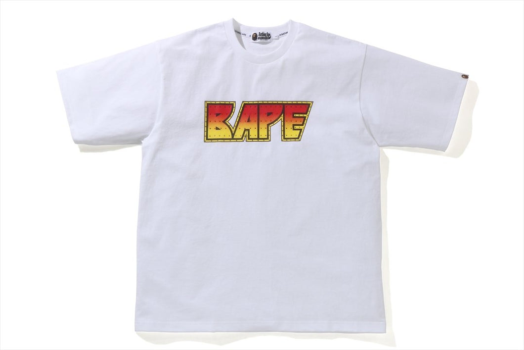 A BATHING APE Type MENS BAPE CRYSTAL STONE RELAXED FIT TEE