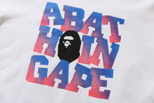 Load image into Gallery viewer, A BATHING APETypeMENS  A BATHING APE PULLOVER HOODIE