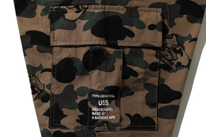 A BATHING APE Type MENS URSUS MILITARY SHORTS