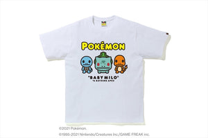 A BATHING APE Type MENS【 BAPE X POKEMON 】TEE #14 - BAPEPLUGTO