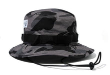 Load image into Gallery viewer, BAPE URSUS CAMO MILITARY HAT.  17/APR