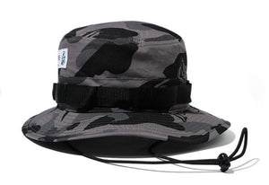BAPE URSUS CAMO MILITARY HAT.  17/APR
