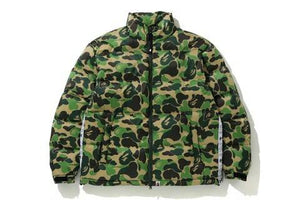 BAPE MEN'S ABC DOWN JACKET - BAPEPLUGTO