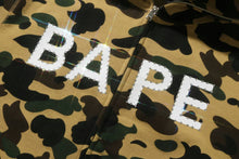 Load image into Gallery viewer, IA BATHING APE Type MENS 1ST CAMO CRYSTAL STONE FULL ZIP HOODIE - BAPEPLUGTO