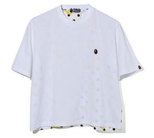 Load image into Gallery viewer, BAPE Ladies' BAPE DOT WIDE TEE.  17/APR