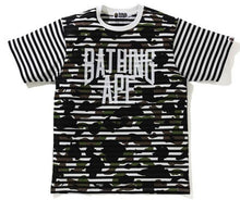 Load image into Gallery viewer, BAPE 1ST CAMO HOOP TEE.  24/APR