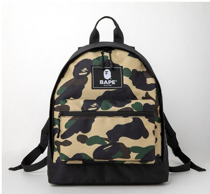 BAPE 2021 SUMMER COLLECTION MAGAZINE MOOK w/ 1ST CAMO BACK PACk.       24/APR