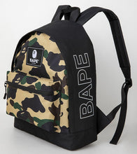 Load image into Gallery viewer, BAPE 2021 SUMMER COLLECTION MAGAZINE MOOK w/ 1ST CAMO BACK PACk.       24/APR