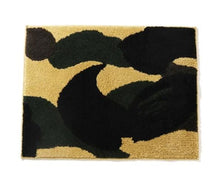 Load image into Gallery viewer, BAPE 1ST CAMO RUG MAT.    13/Mar - BAPEPLUGTO