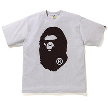 Load image into Gallery viewer, BAPE BICOLOR BIG APE HEAD TEE.  17/APR.