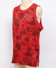 Load image into Gallery viewer, A BATHING APE COLOR CAMO MESH BASKETBALL TANK TOP M - BAPEPLUGTO