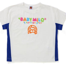Load image into Gallery viewer, BAPE BABY MILO LOOSE FIT TEE.  17/APR