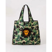 Load image into Gallery viewer, A BATHING APE BAPE KIDS 2021 SPRING SUMMER MAGAZINE E-MOOK w/ 2 ABC TOTE BAGS