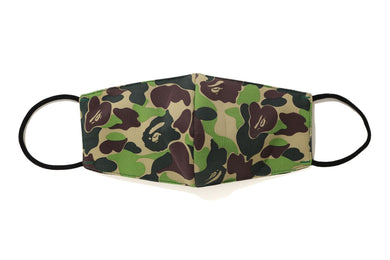 BAPE ABC CAMO MASK GREEN - BAPEPLUGTO