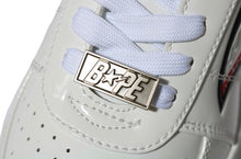 Load image into Gallery viewer, A BATHING APE SHARK BAPE STA LOW WHITE - BAPEPLUGTO