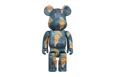 MEDICOM TOY VINCENT VAN GOGH SELF PORTRAIT BE@RBRICK 1000% - BAPEPLUGTO