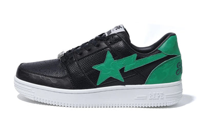A BATHING APE GUNNA BAPE STA LOW - BAPEPLUGTO